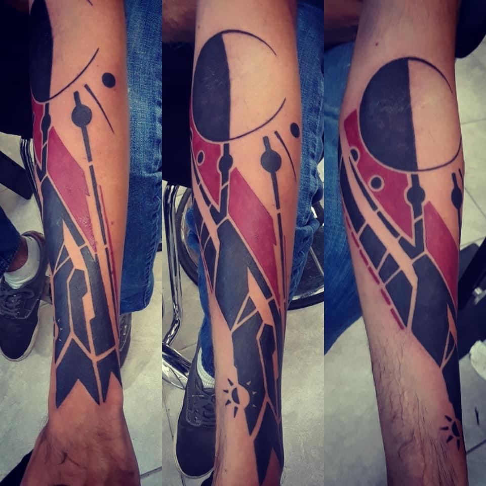 titanfall tribal